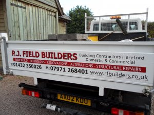 RJ Field Builders Hereford